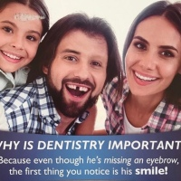 Dentists are important