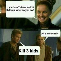 Star Wars - Anakin Kid Math