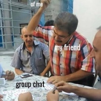 Group Chat & Photos of me