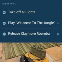 Claymore Roomba