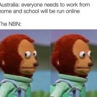 Coronavirus - Everyone work from home & the NBN