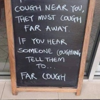 Coronavirus - Far Cough