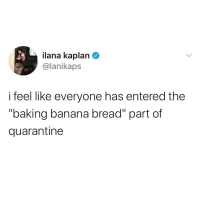 Coronavirus - Banana bread