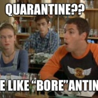 Coronavirus - Quarantine / Billy Madison